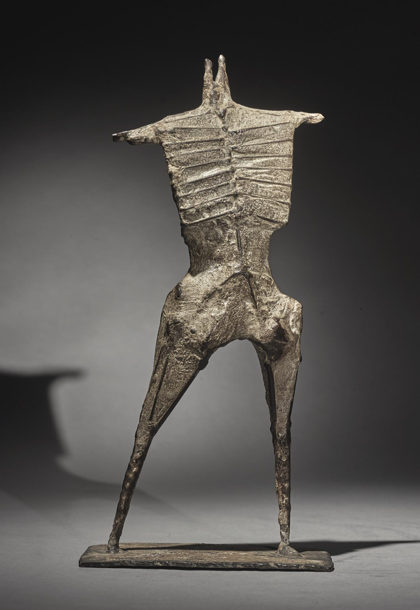 Lynn Chadwick-Maquette For Dancing Figure-1956
