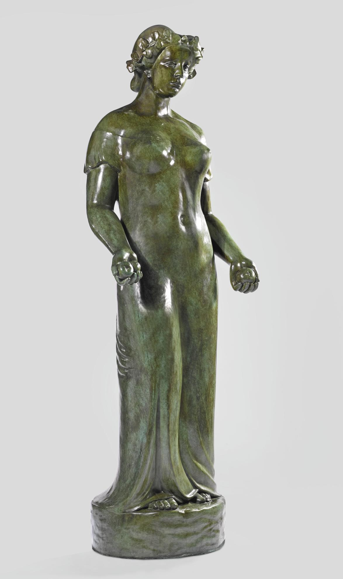 Aristide Maillol-Pomone Drapee-1921