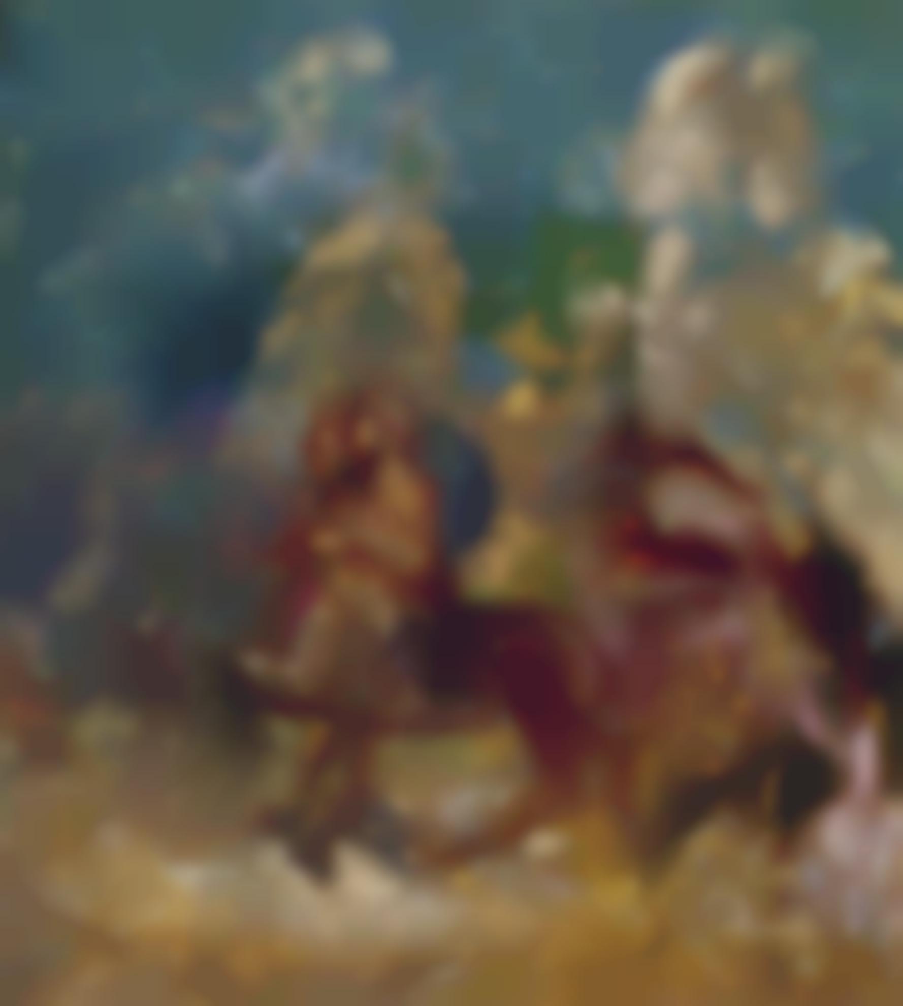 Odilon Redon-Centaures-1910