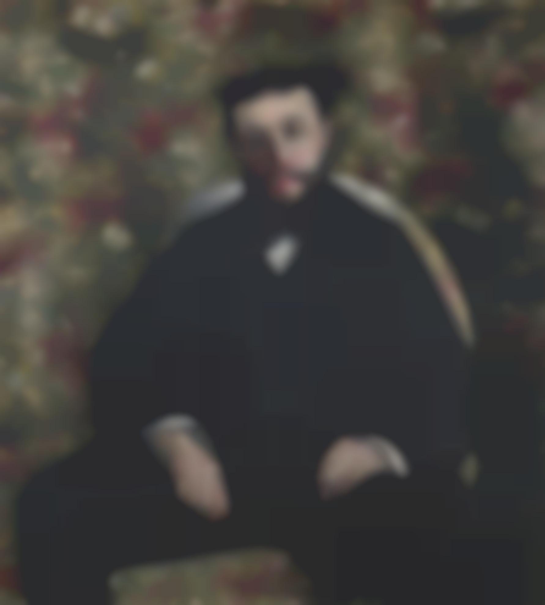 Gustave Caillebotte-Portrait De A. Cassabois-1877