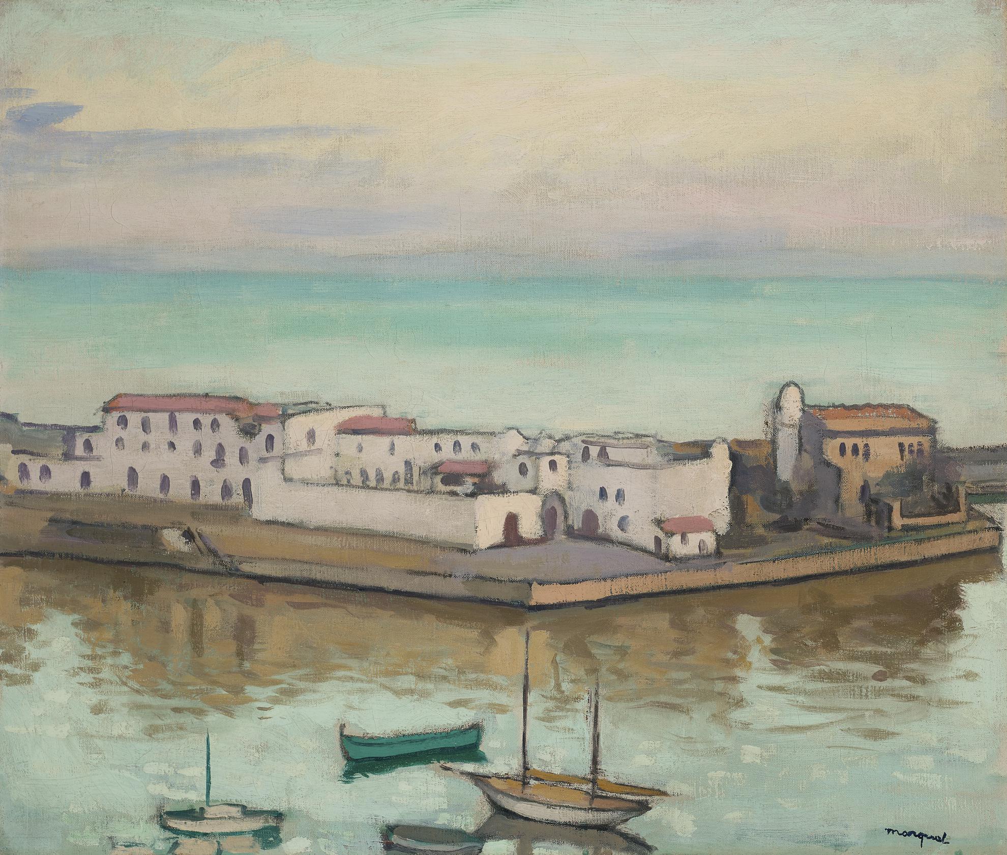 Albert Marquet-Lilot De Lamiraute-1922