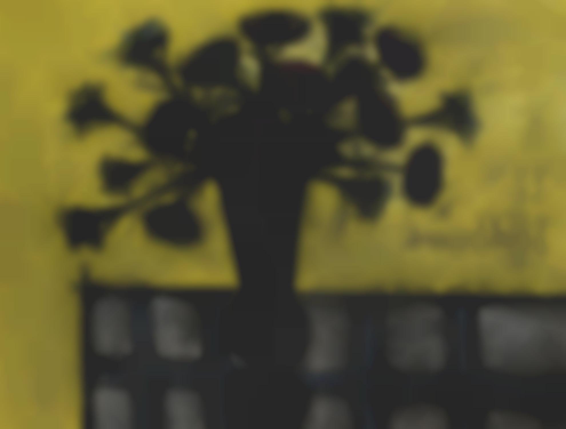 Bernard Buffet-Bouquet De Fleurs-1953
