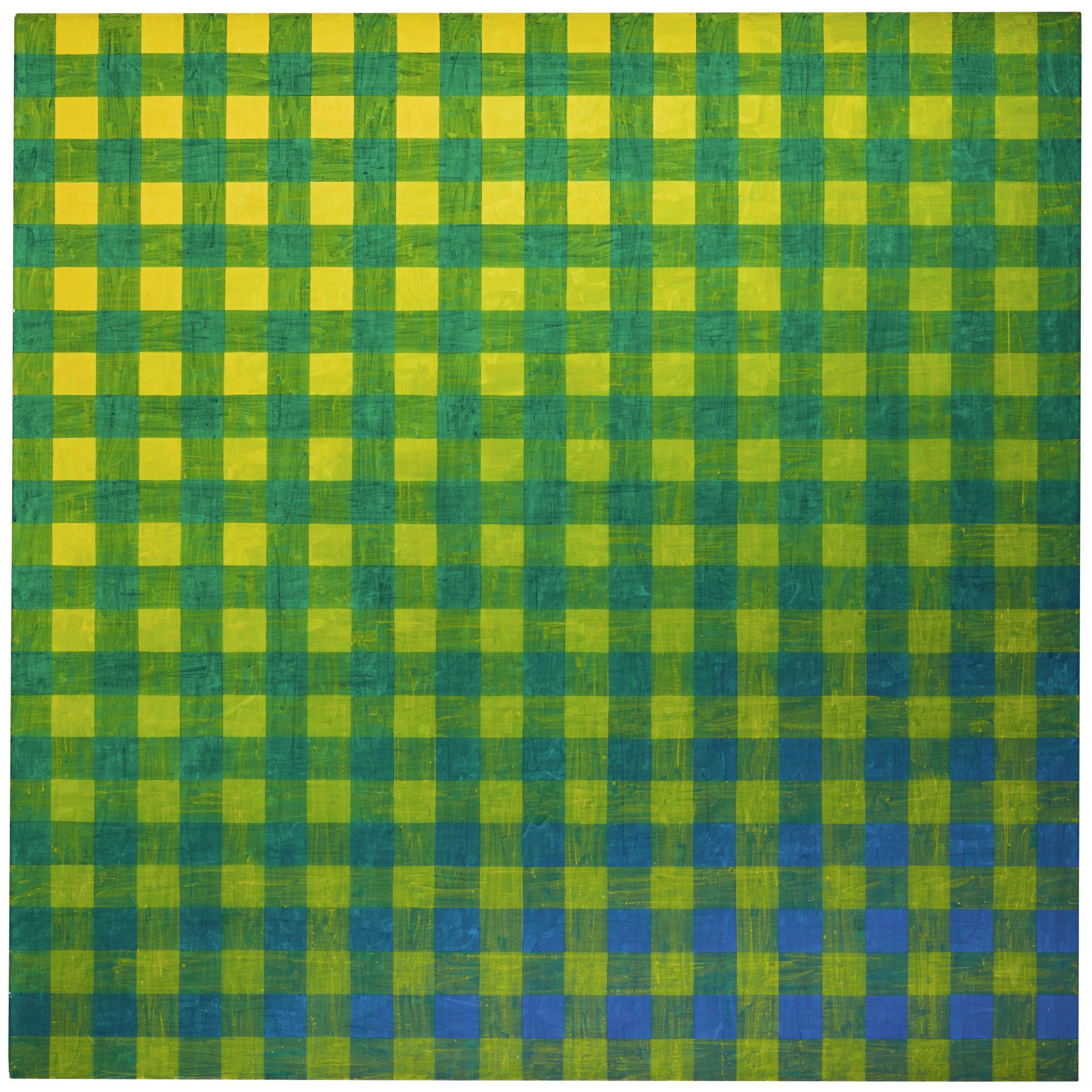 Peter Schuyff-Untitled-1986