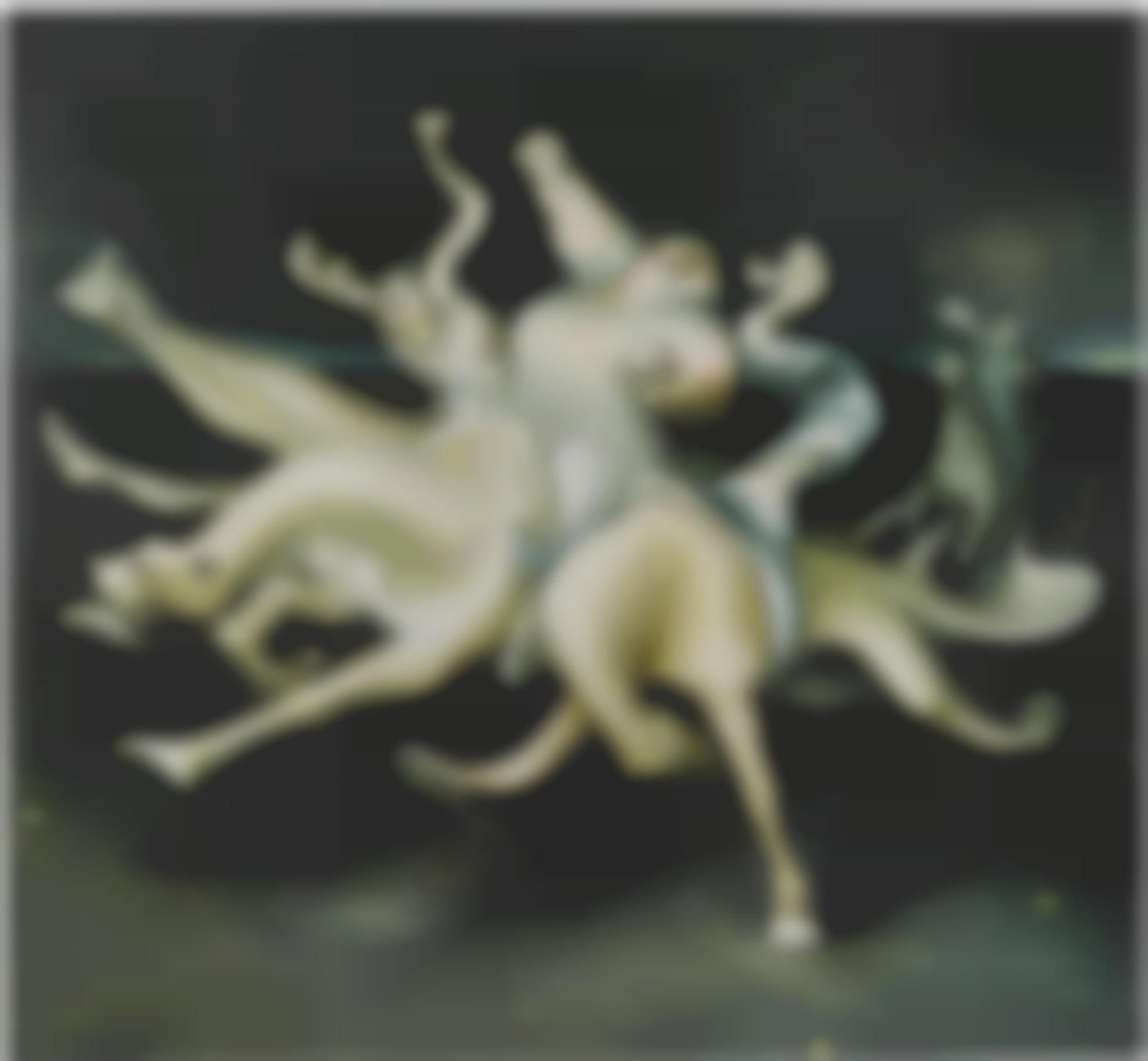 Inka Essenhigh-Bullies-2005