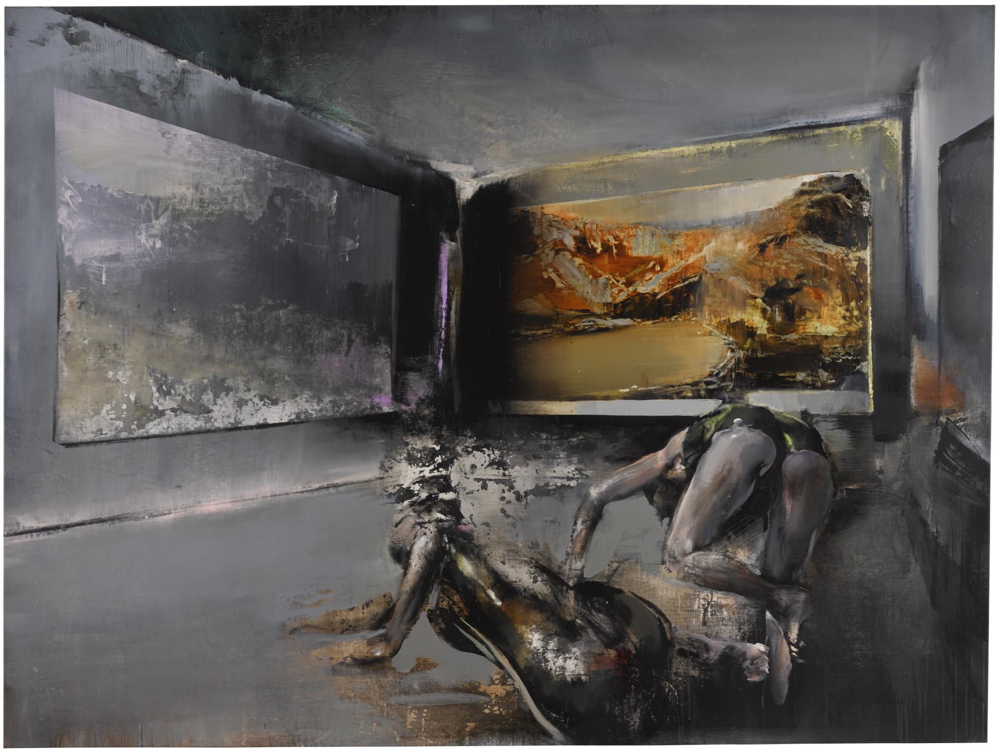 Zsolt Bodoni - The Room-2012