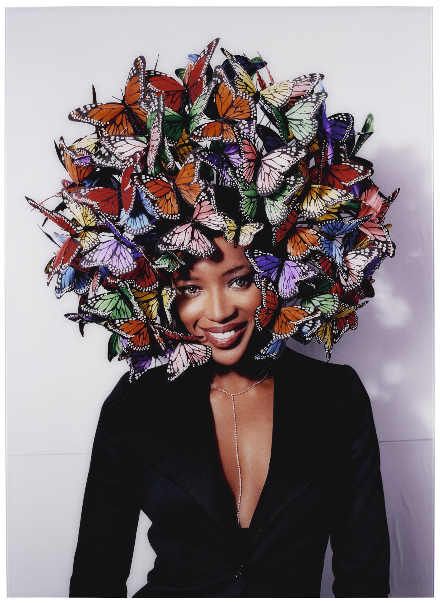 David LaChapelle-Naomi Campbell: Tatler-2003
