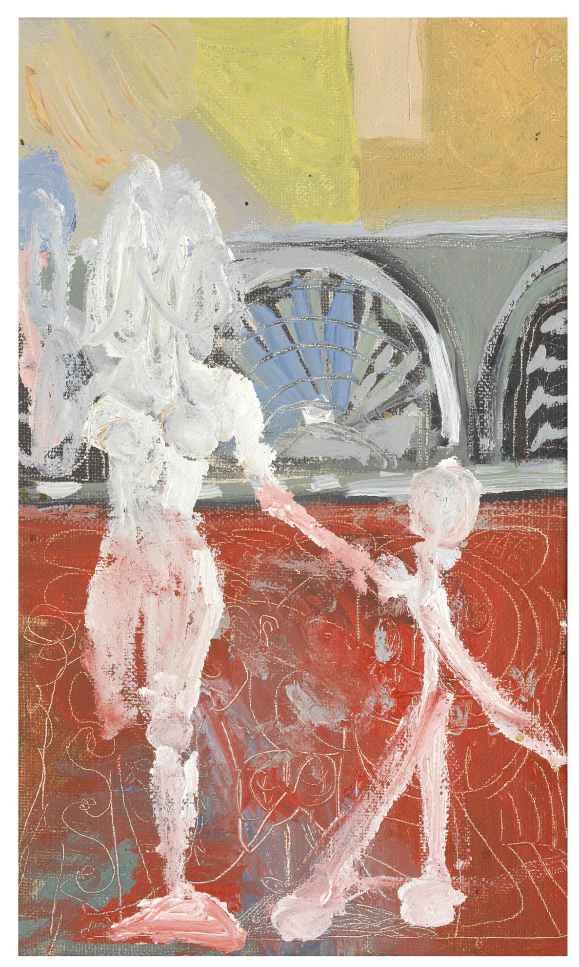 George Condo-Untitled-1994