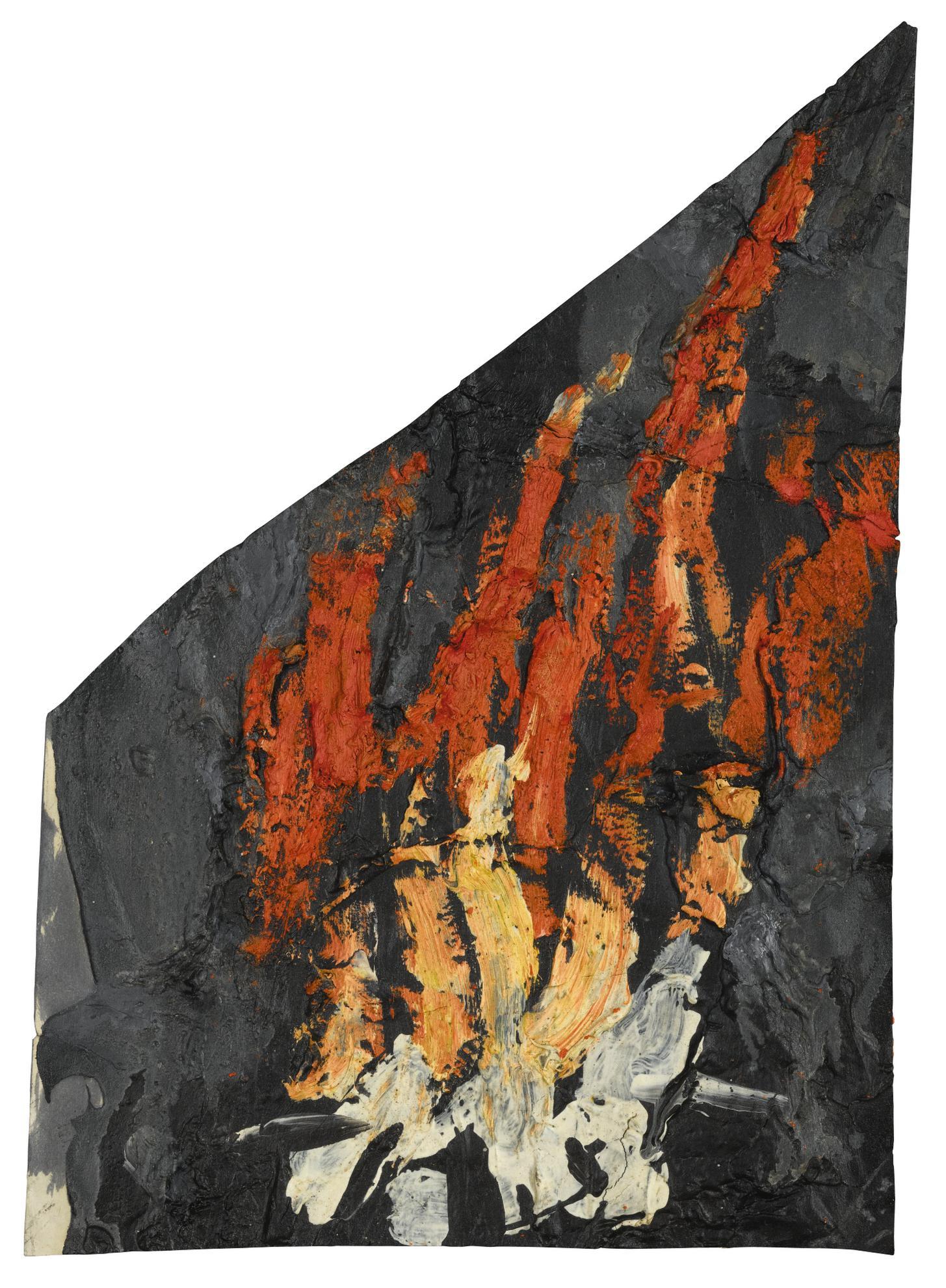 Anselm Kiefer-Untitled-1983
