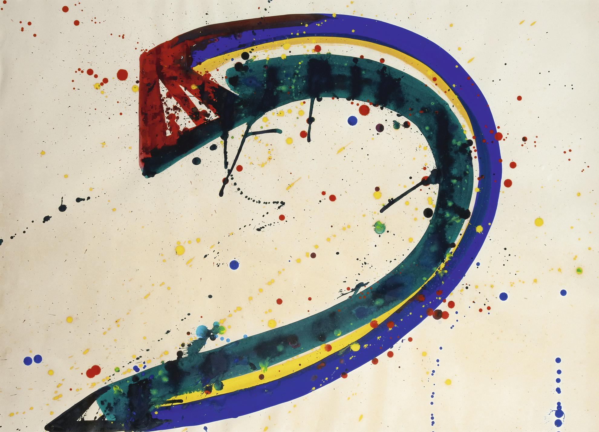 Sam Francis-Untitled-1966