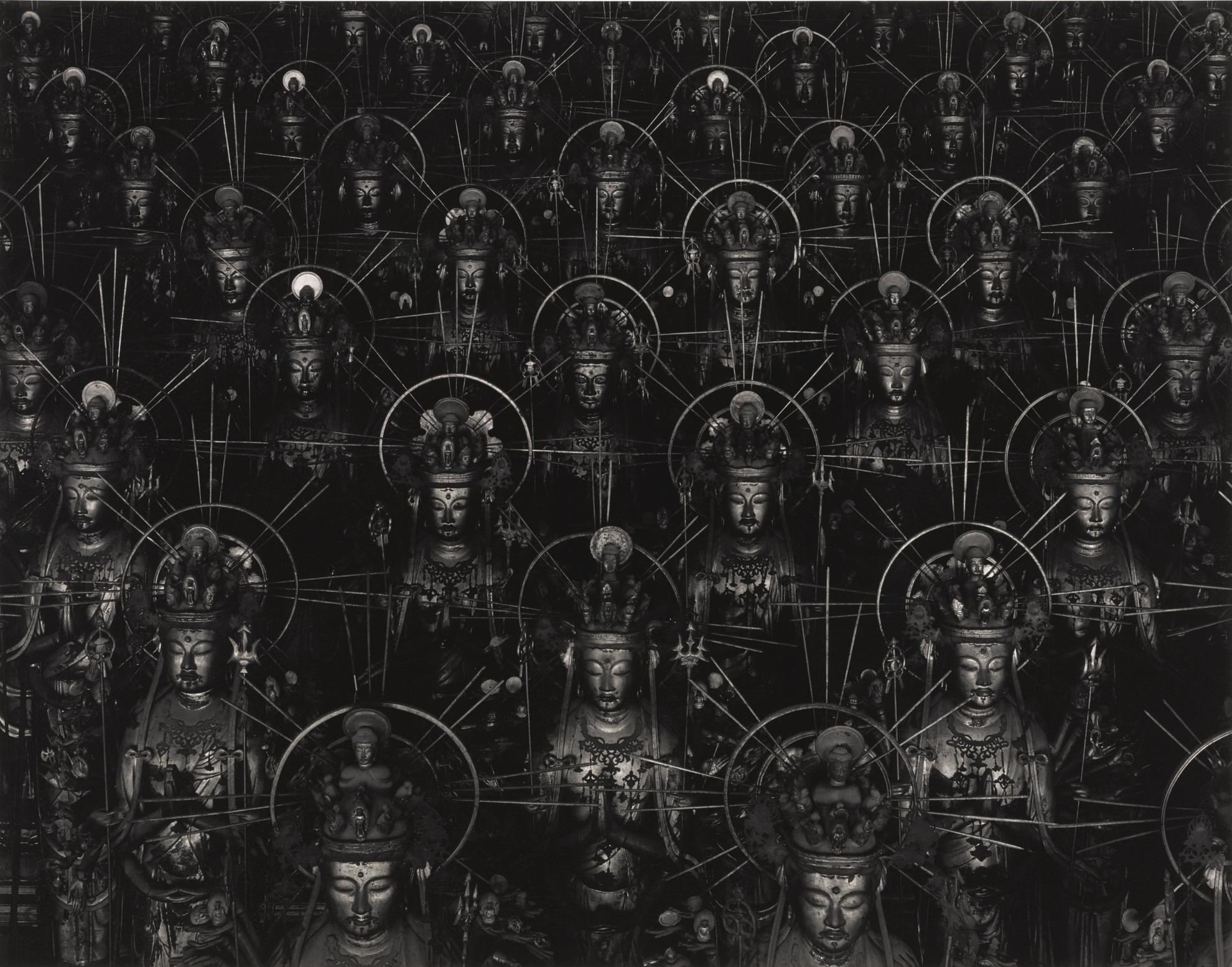 Hiroshi Sugimoto-Hall Of Thirty-Three Bays-1995