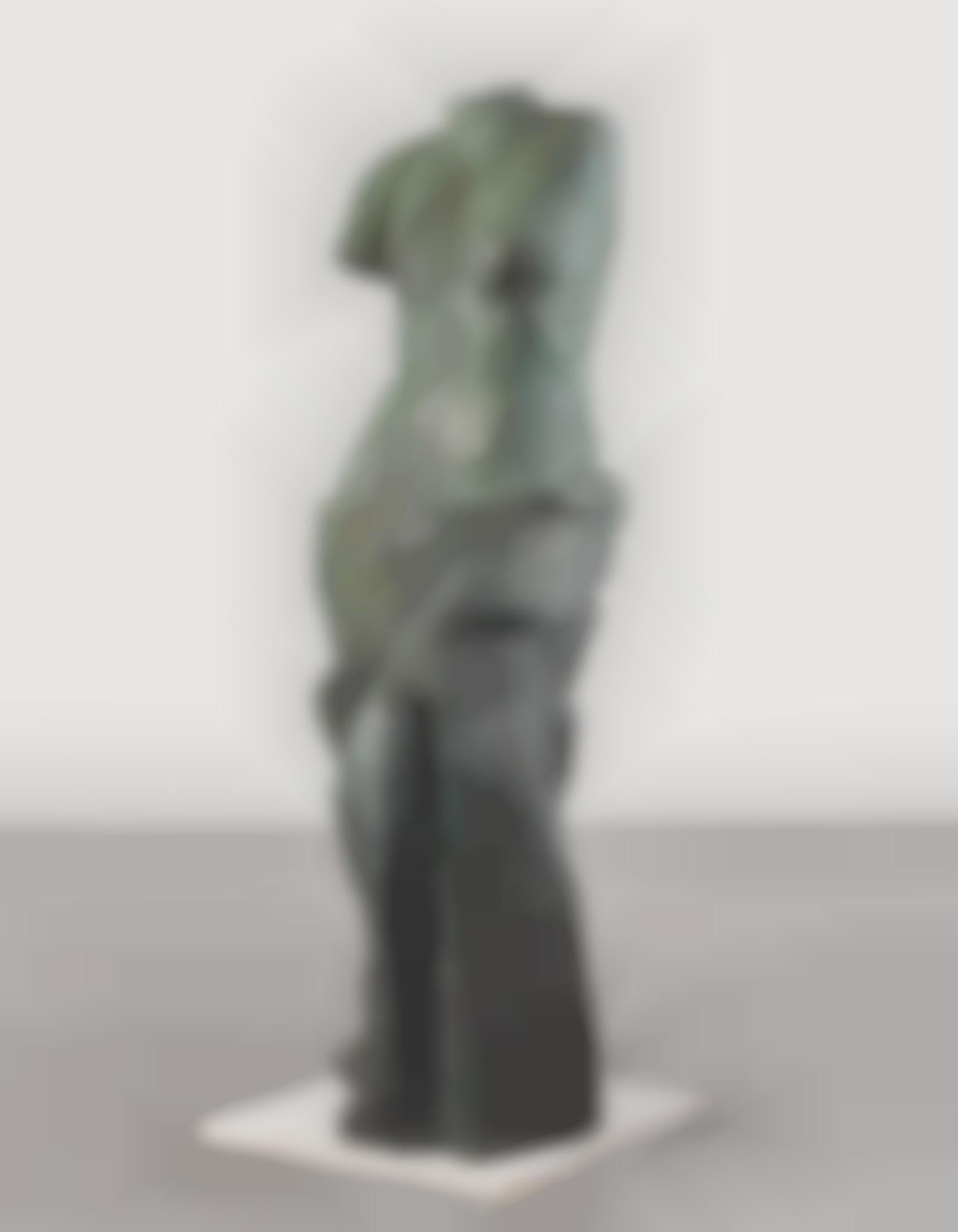 Jim Dine-Chainsaw Venus-1999