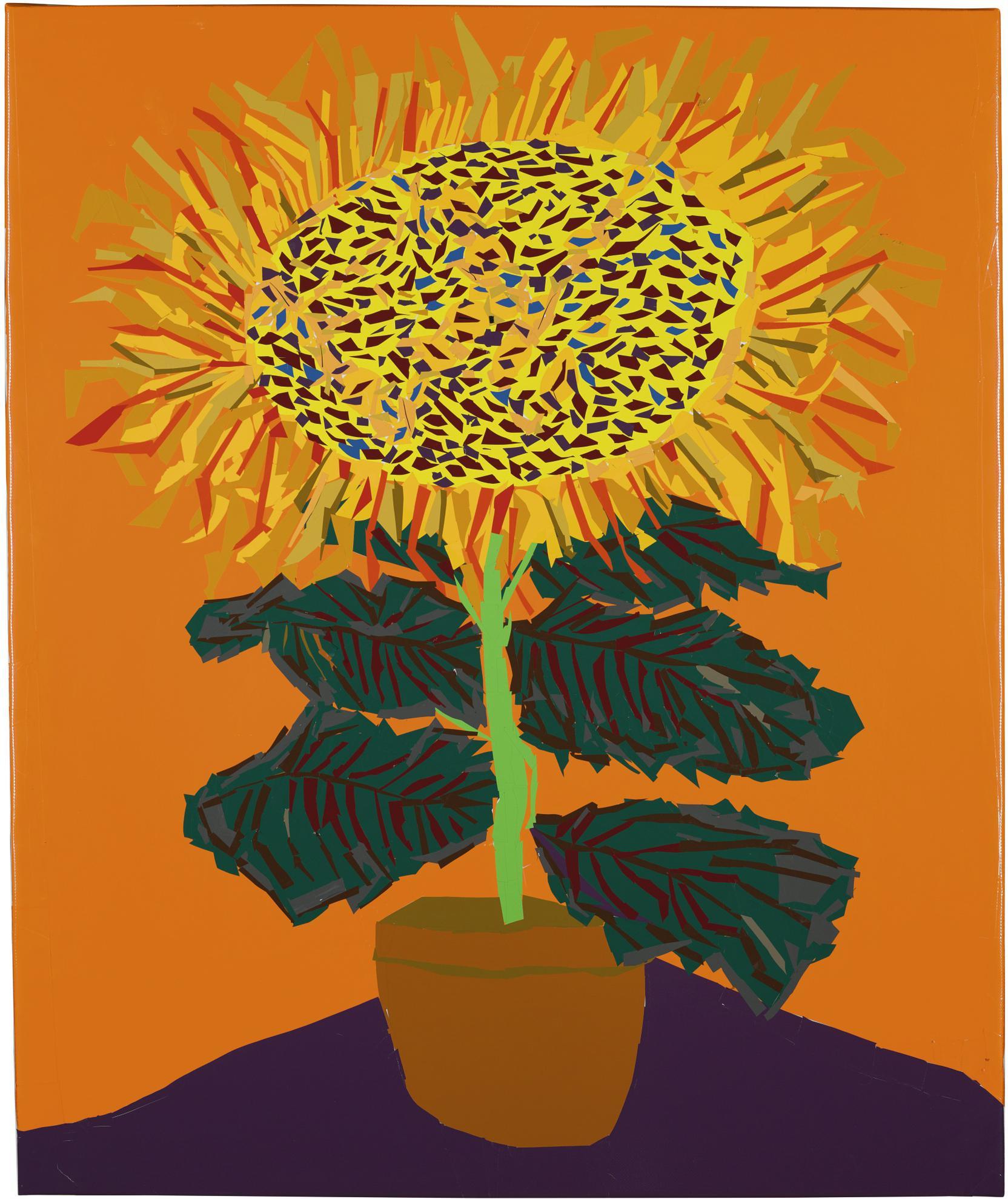 Martin Maloney-Sunflower-2004