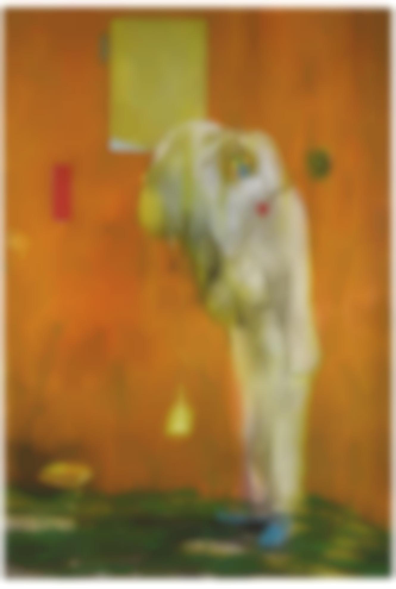Nigel Cooke-Morning Thinker-2007