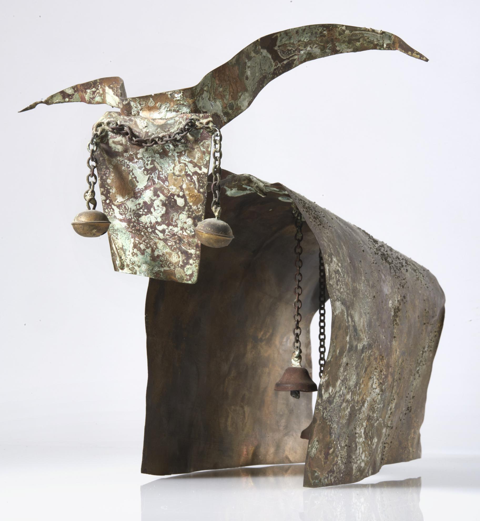 Fausto Melotti-Il Toro-1964