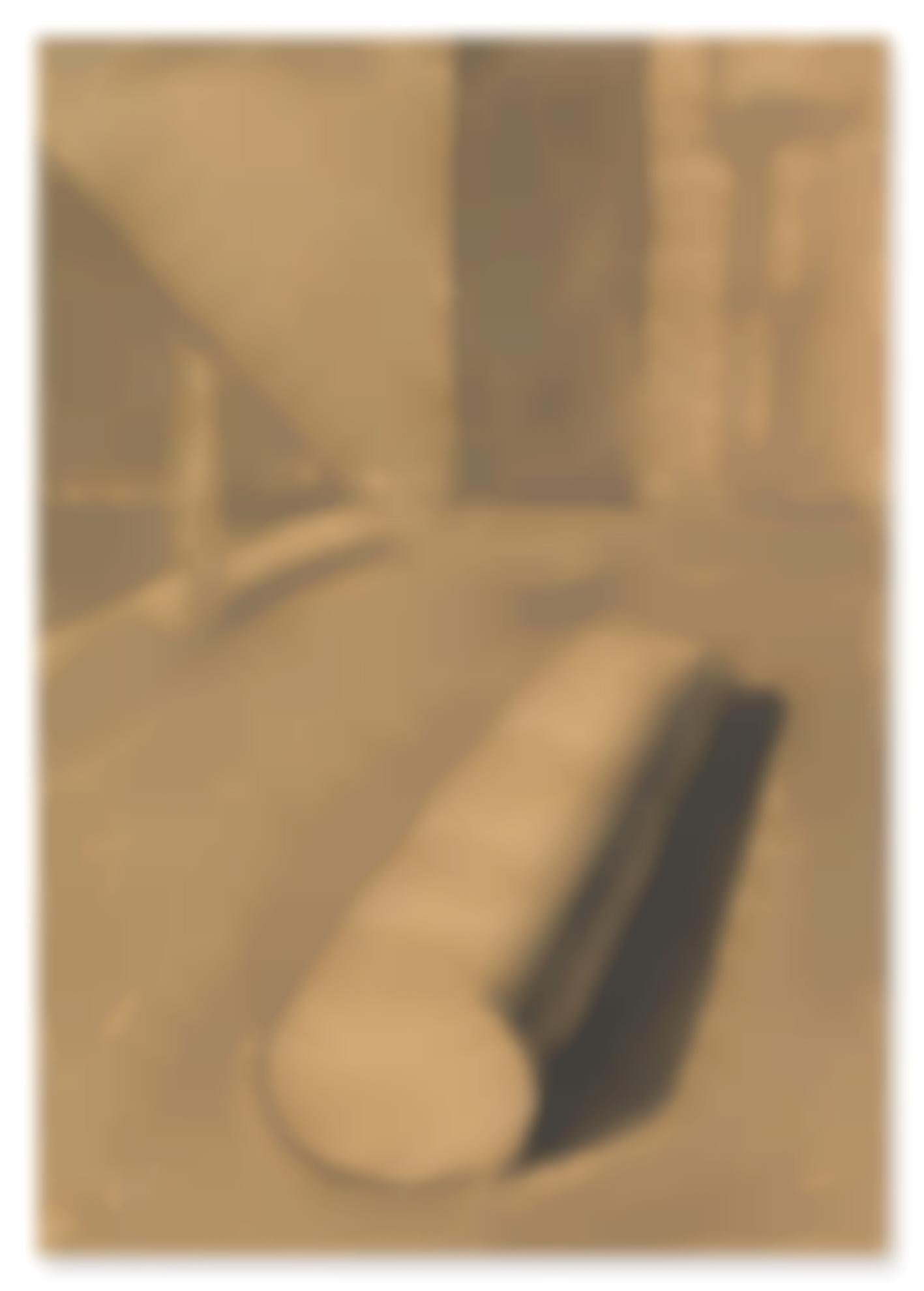 Mario Sironi-Composizione Con Elementi Architettonici-1930