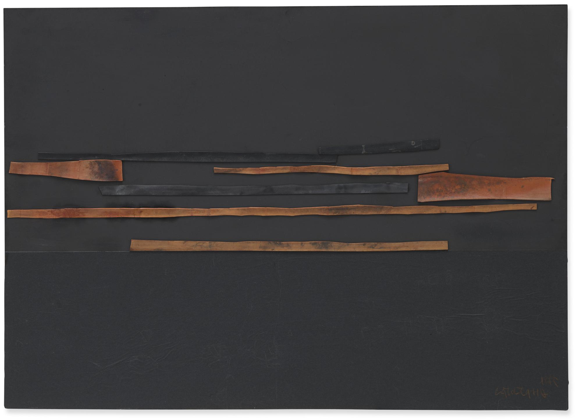 Carol Rama-Senza Titolo-1975
