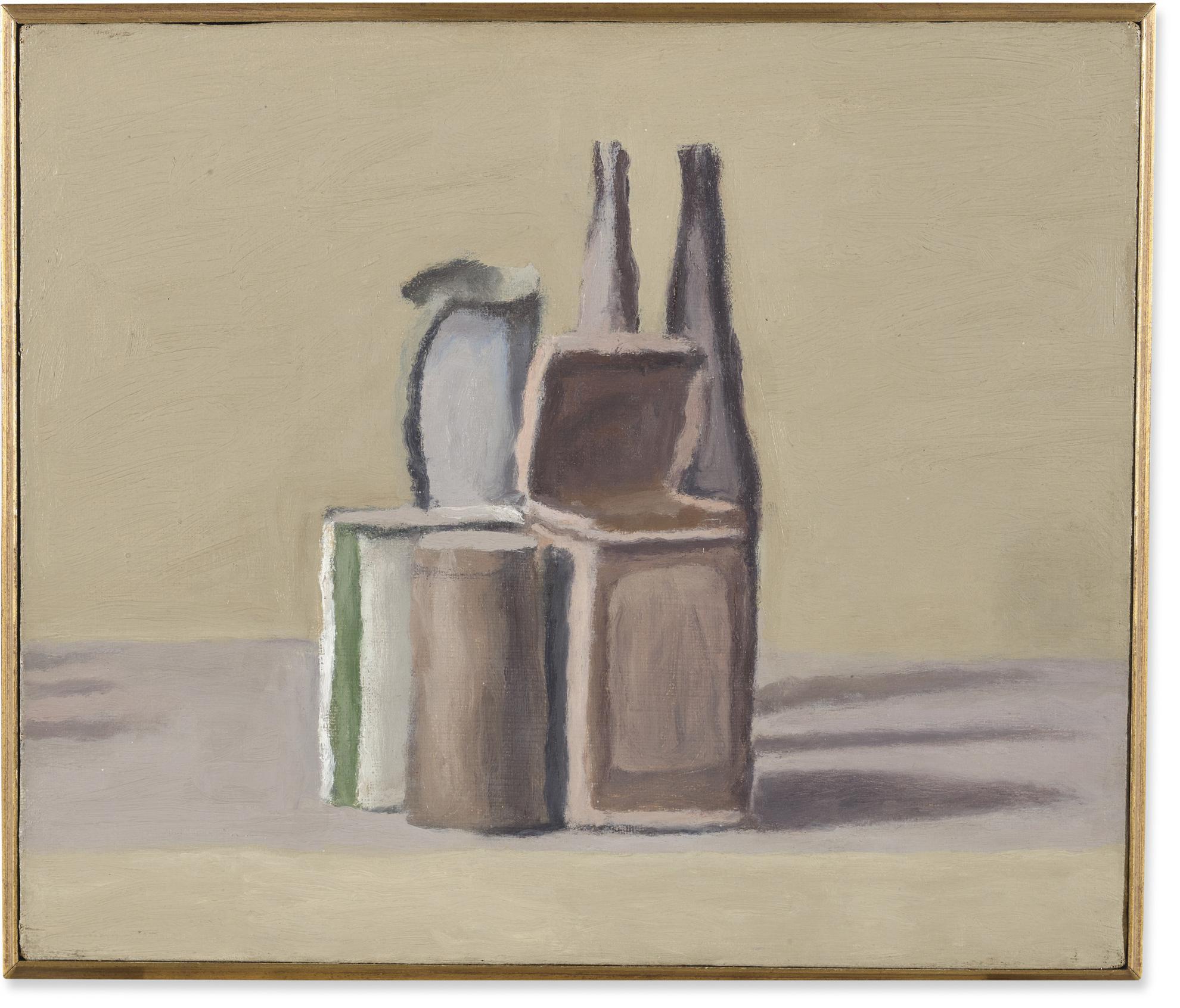 Giorgio Morandi-Natura Morta-1959