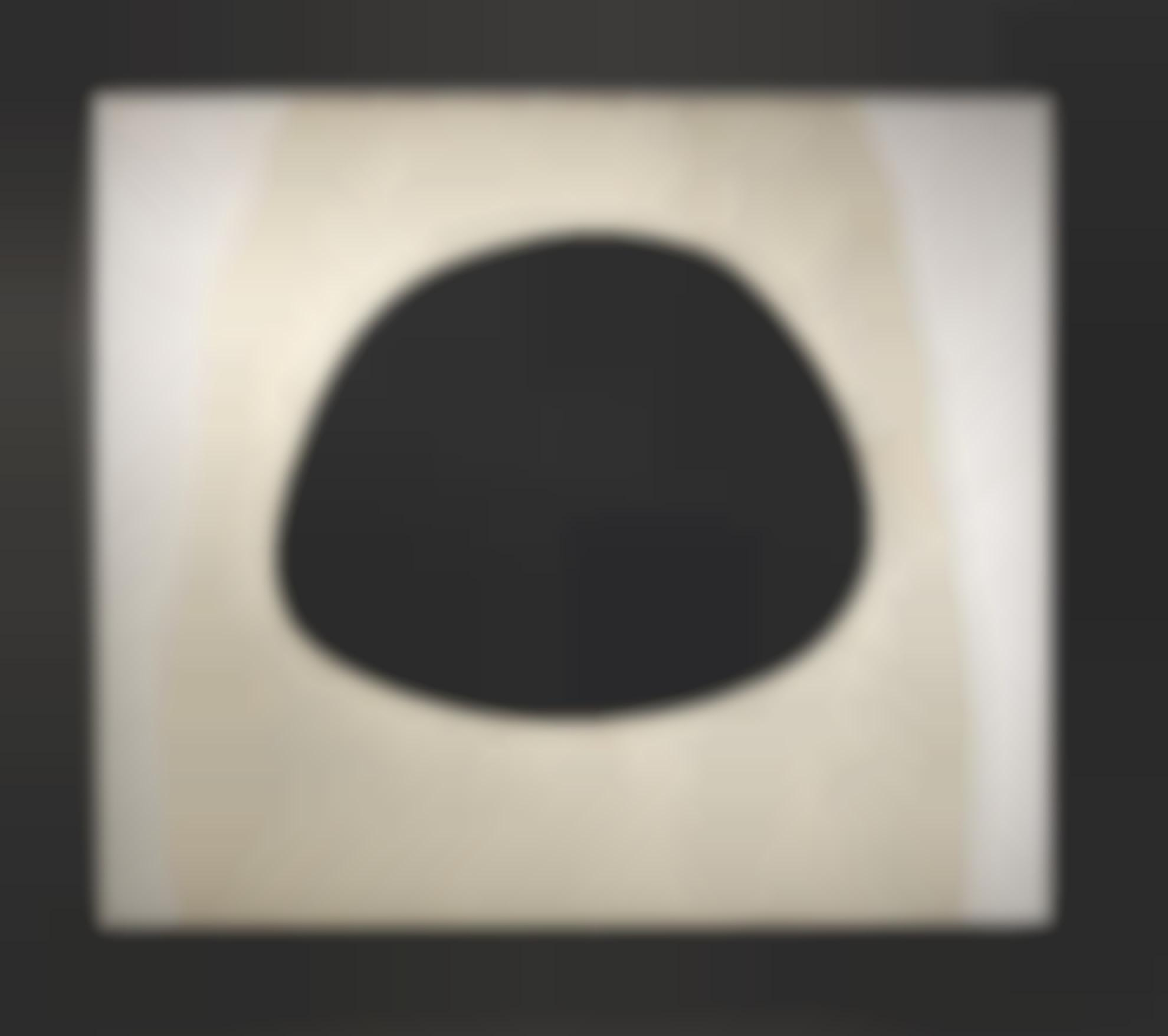 Alberto Burri-Bianco Plastica-1968