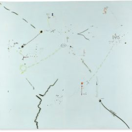 Gianfranco Baruchello-Como Planeta En El Sistema Solar De La Memoria-1964