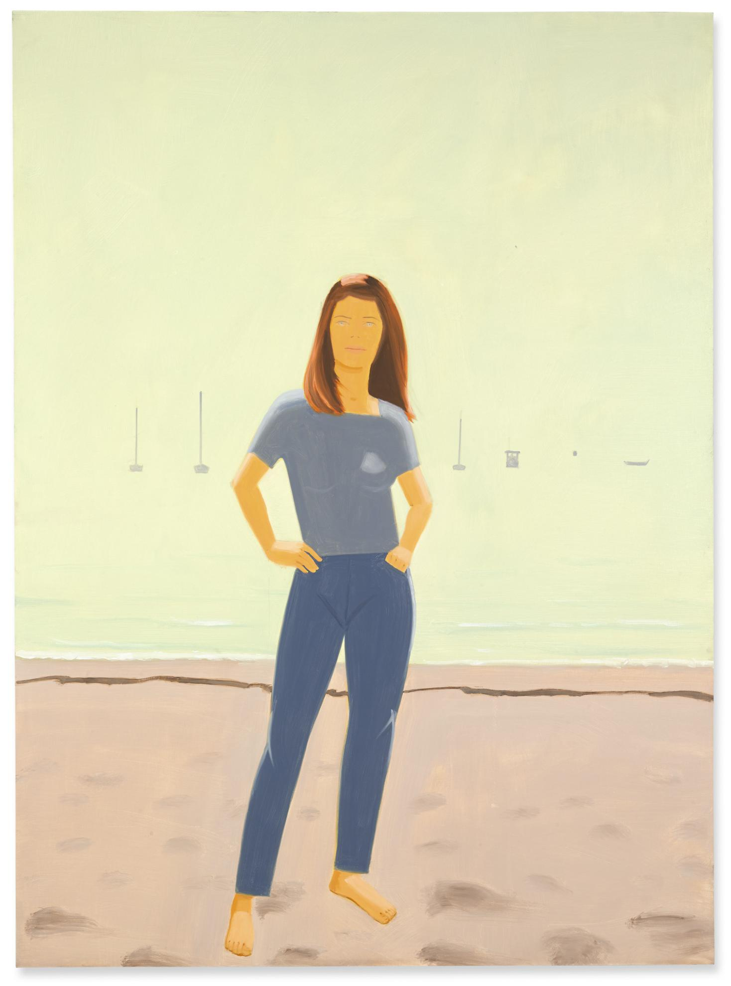 Alex Katz-Harbor 10-1999