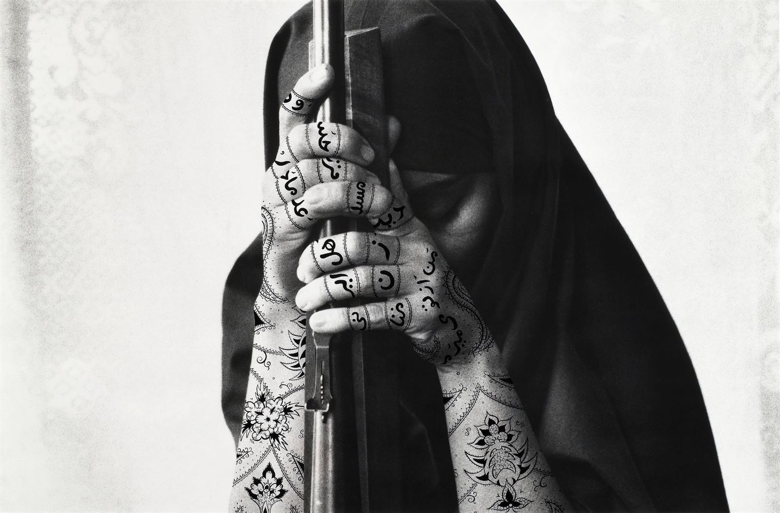 Shirin Neshat-Untitled-1996