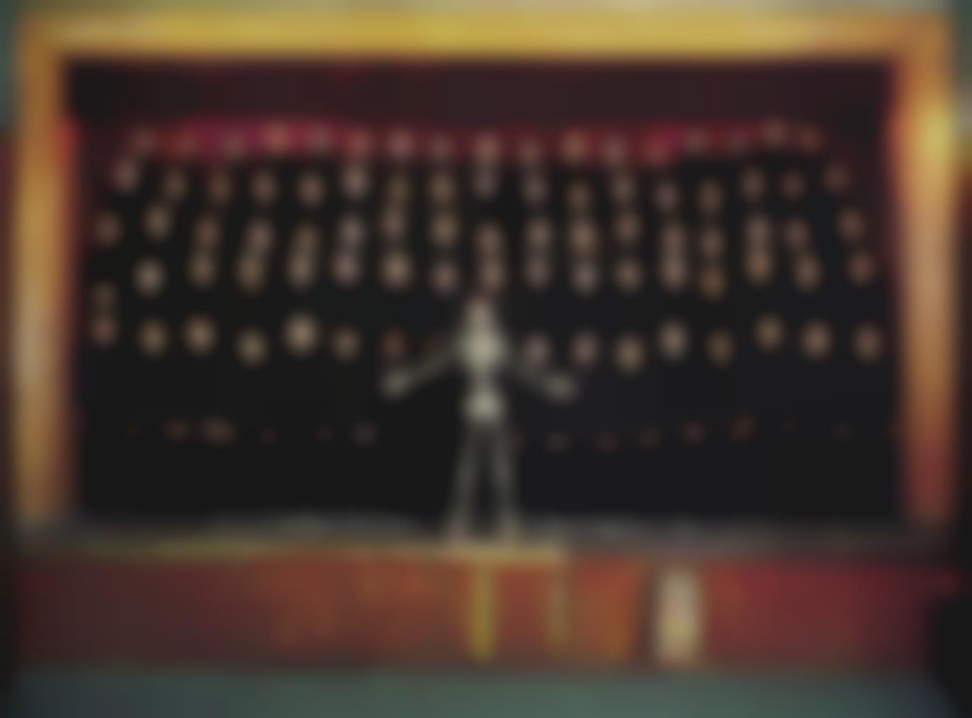 Marina Abramovic-Count On Us (Chorus)-2003