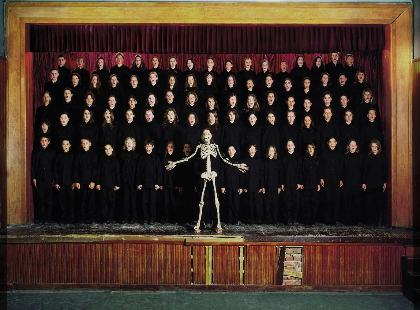 Marina Abramovic-Count On Us (Chorus)-2003
