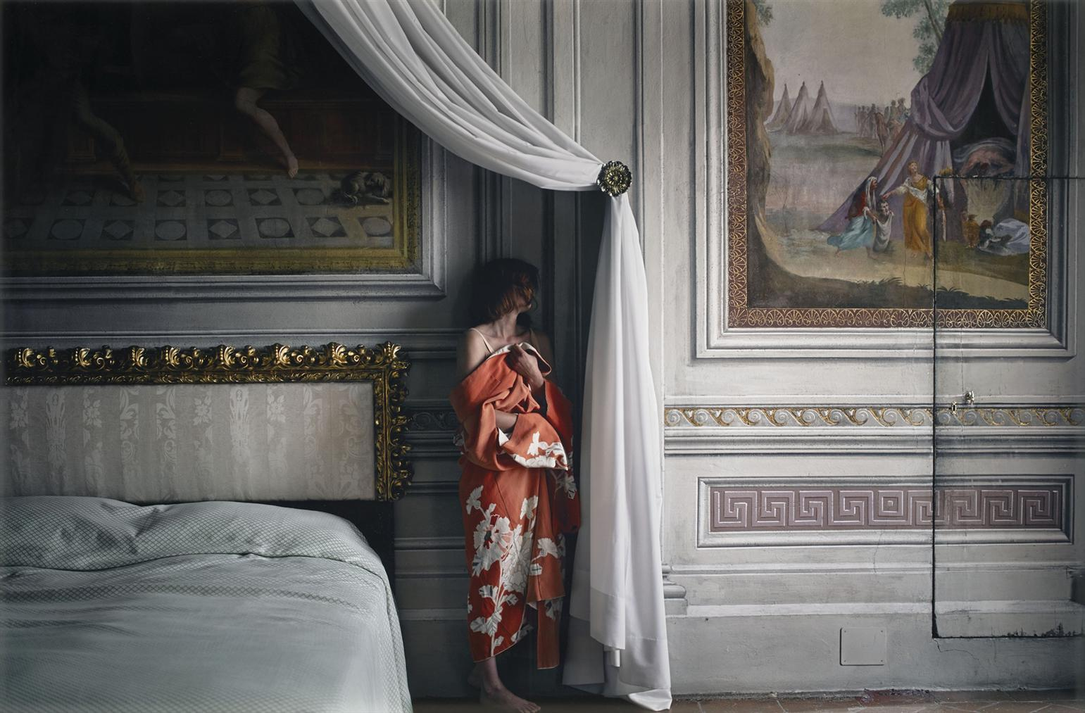 Anja Niemi-The Bedroom De La Serie The Woman Who Never Existed-2016