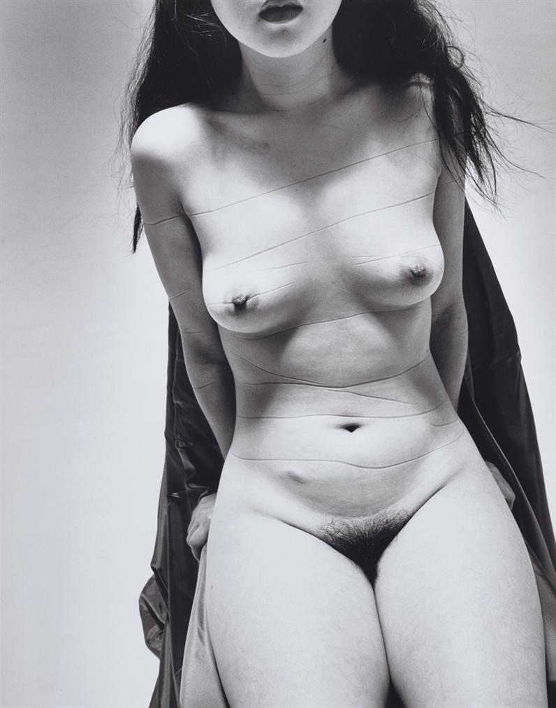 Nobuyoshi Araki-Untitled (Kinbaku)-2008