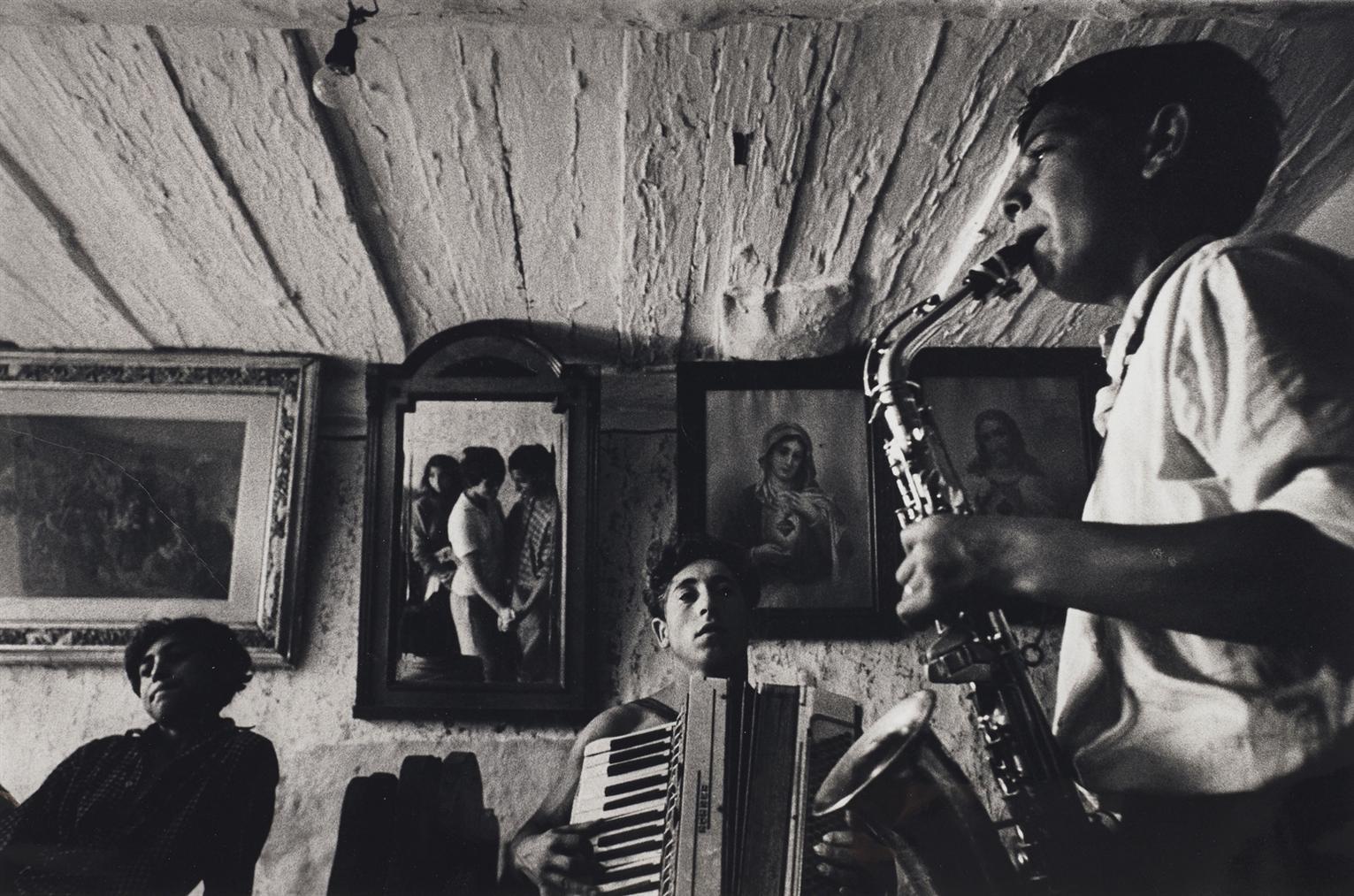 Josef Koudelka-Velka Lomnica-1966