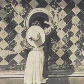 Manuel Alvarez Bravo-Hija De Los Danzantes-1933