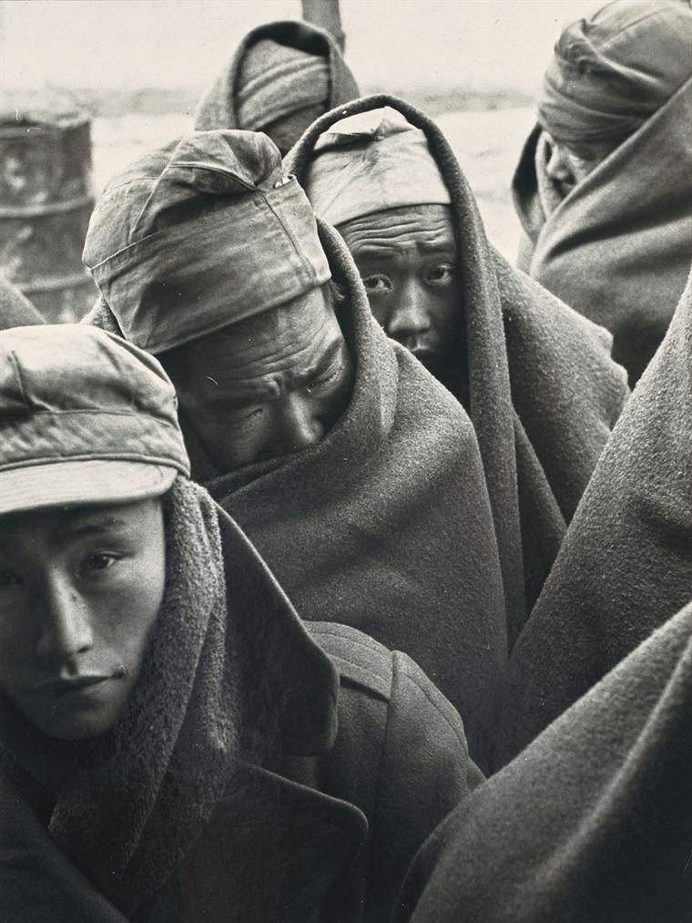 Werner Bischoff - Koje Do Island, Coree Du Sud-1951