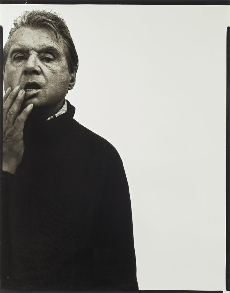 Richard Avedon-Francis Bacon, Paris-1979