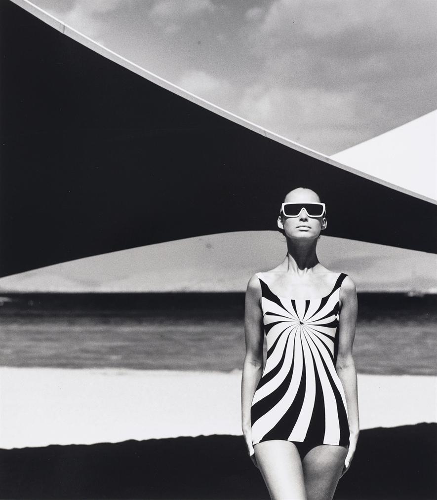 F.C. Gundlach - Brigitte Bauer, Athens-1966
