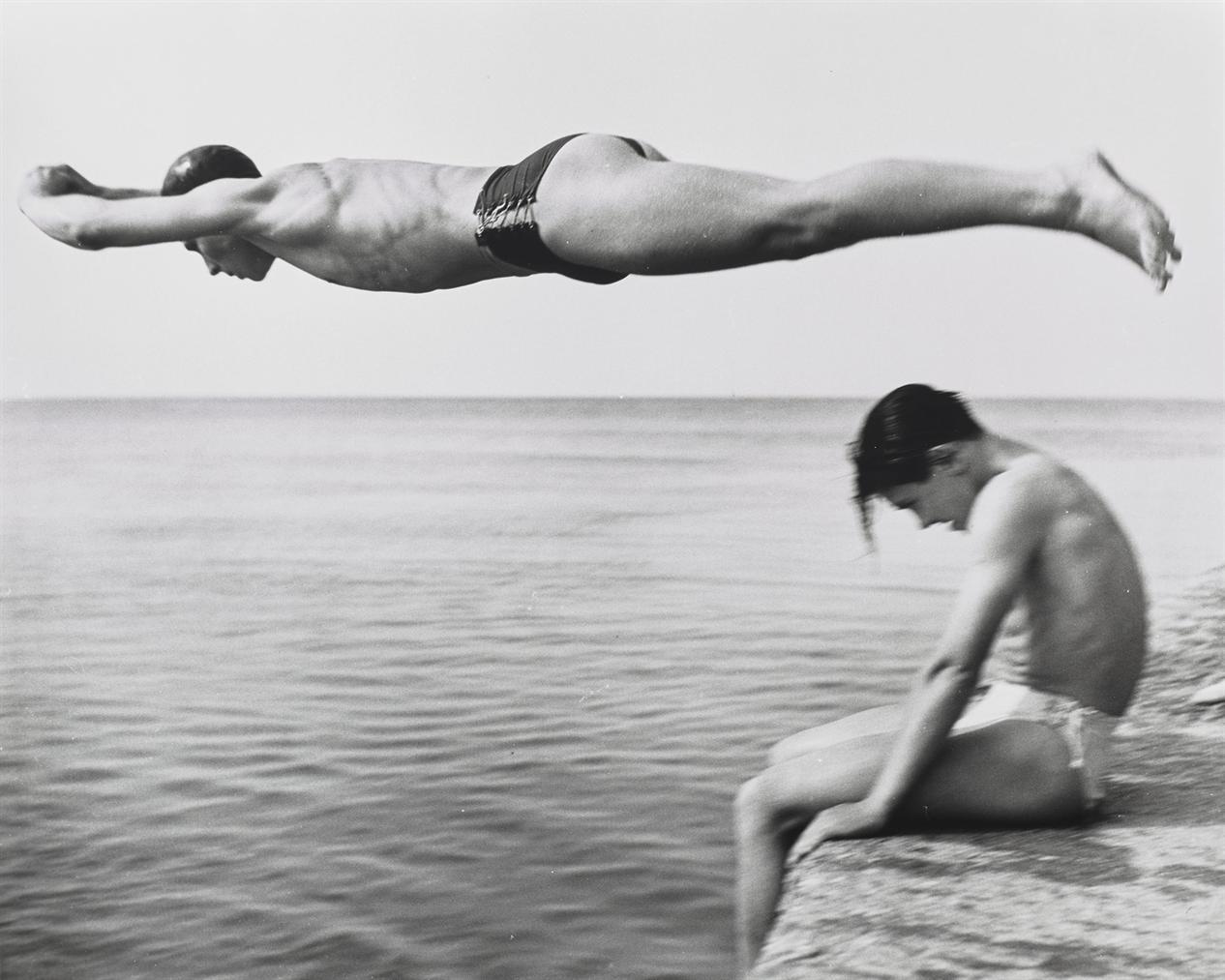 Nino Migliori-Il Tuffatore-1951