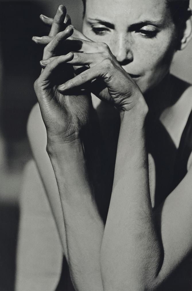 Peter Lindbergh-Nadja Auermann, Paramount Studios, Los Angeles, Stern Magazine-1996