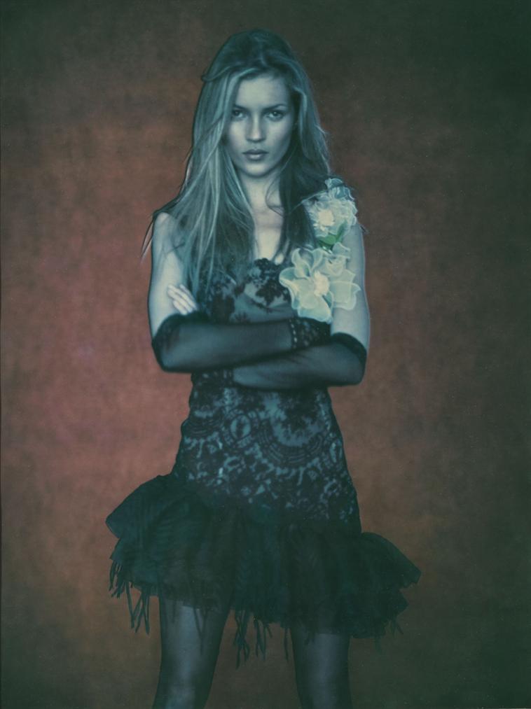 Paolo Roversi-Kate Moss Pour Vogue, Paris-1994
