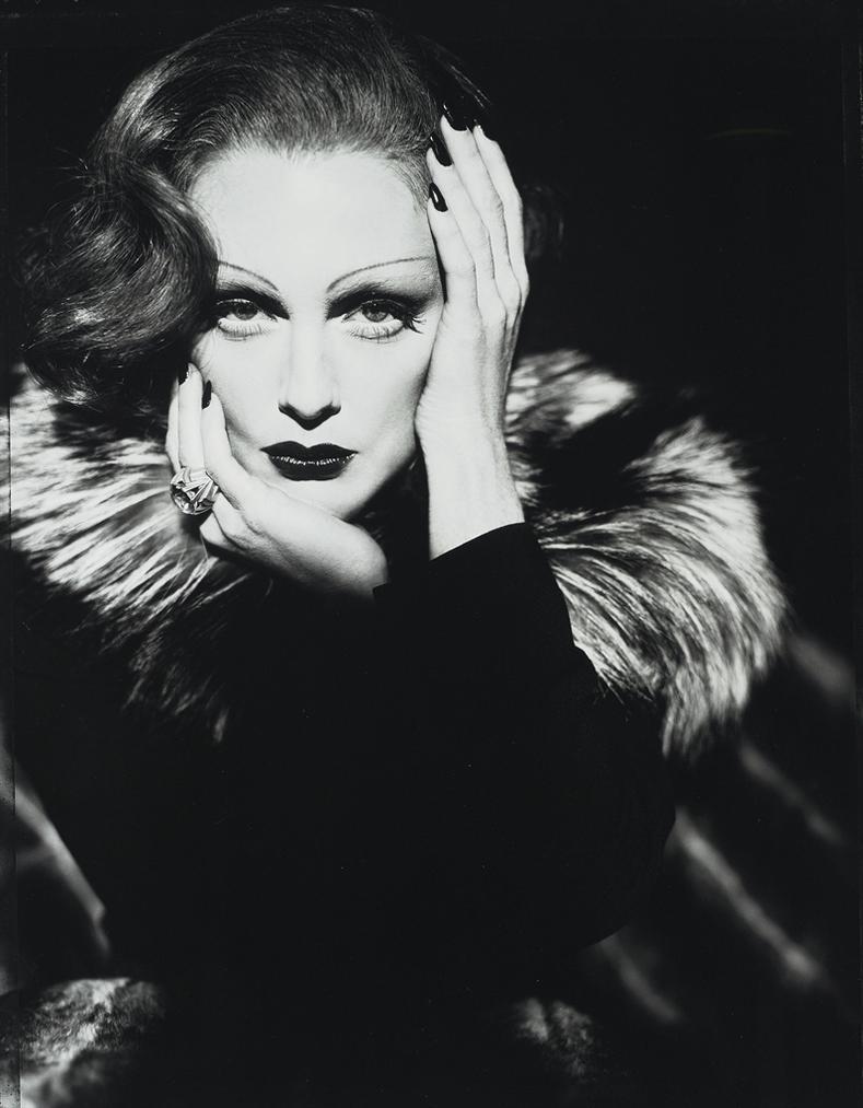 Patrick Demarchelier-Julianne Moore As Marlene Dietrich, c. 1990-1990