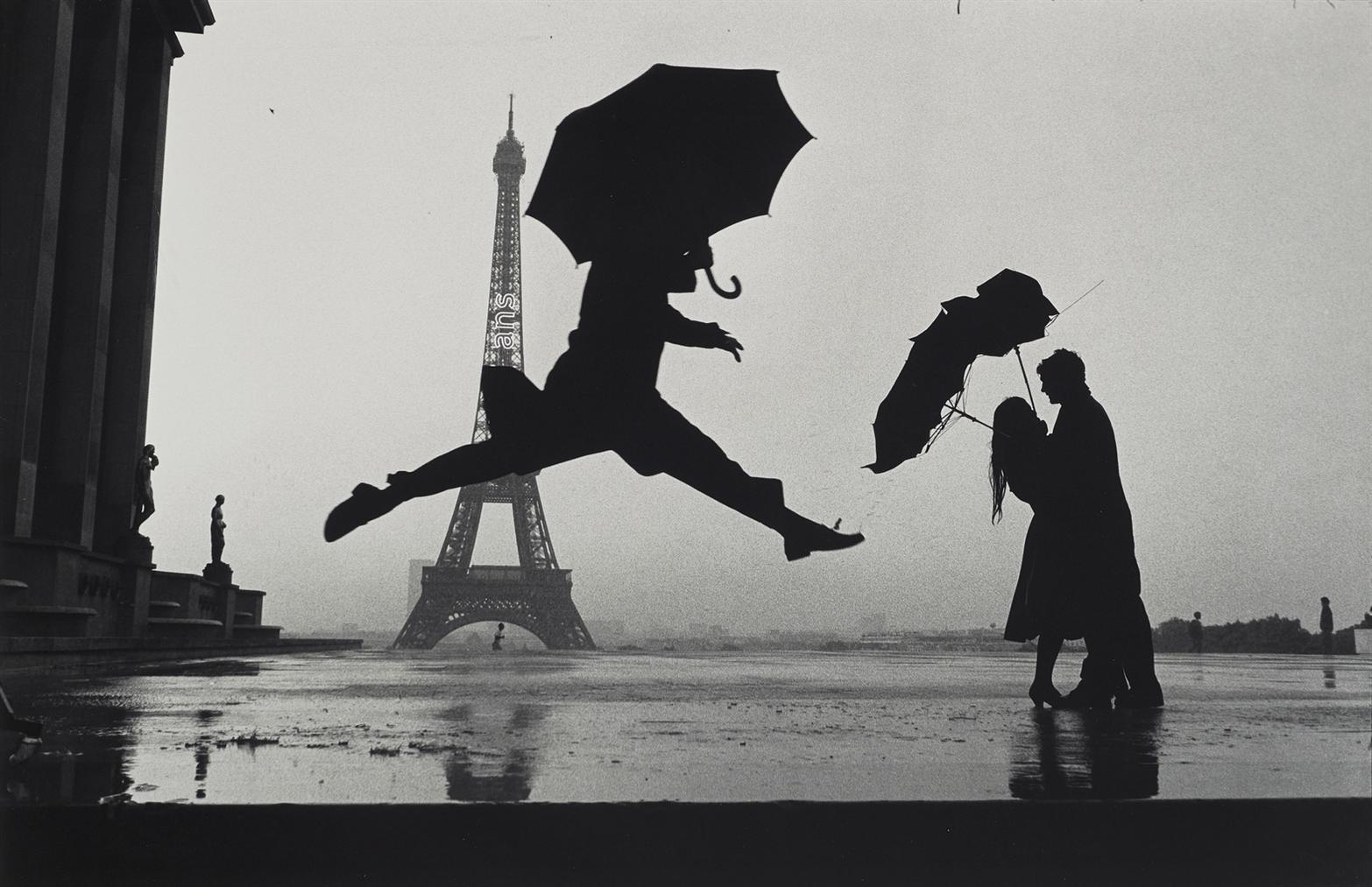 Elliott Erwitt-Paris-1989