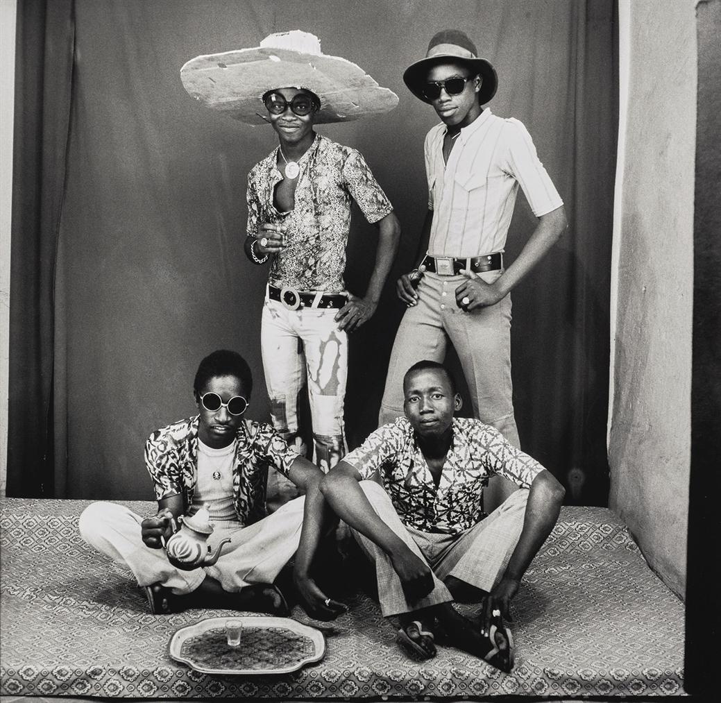 Malick Sidibe-Amis Des Espagnoles-1968
