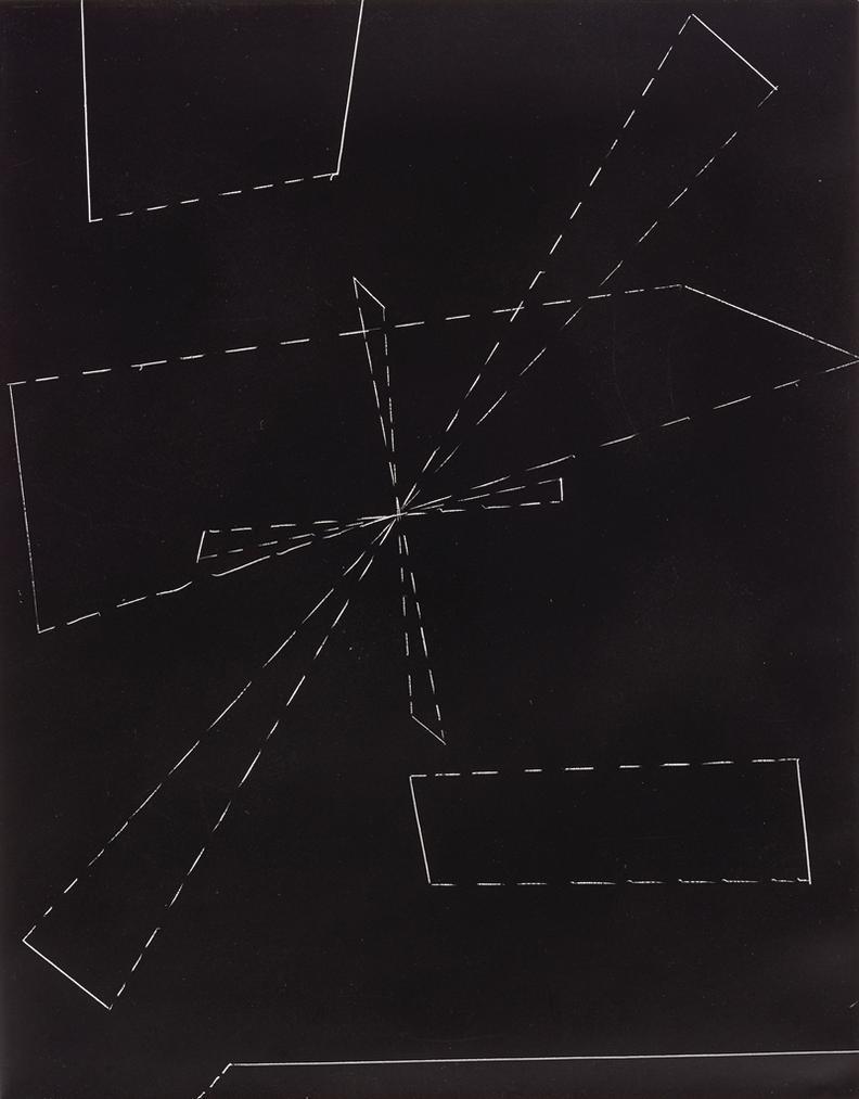 Vincenzo Agnetti-Foto-Graffia, c.1970-1970