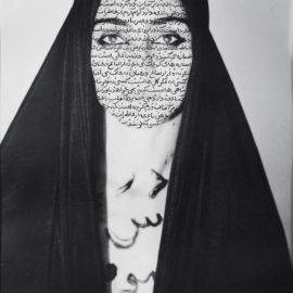 Shirin Neshat-Unveiling-1993