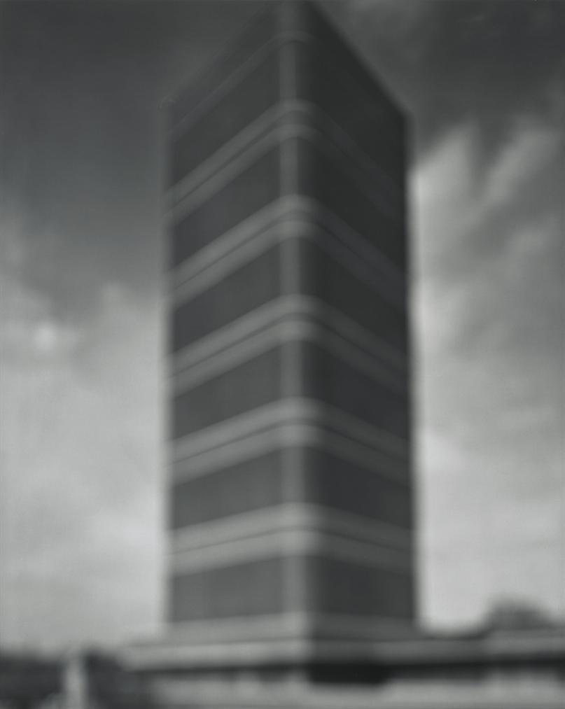 Hiroshi Sugimoto-S.C. Johnson Building-2001