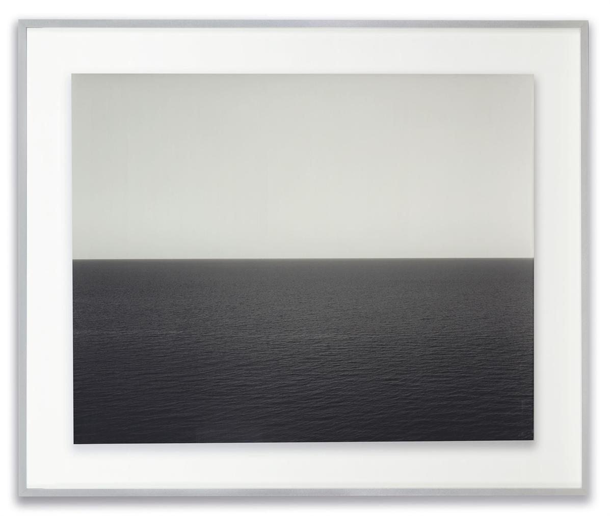 Hiroshi Sugimoto-Sea Of Japan, Rebun Island-1996