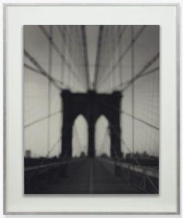 Hiroshi Sugimoto-Brooklyn Bridge-2001