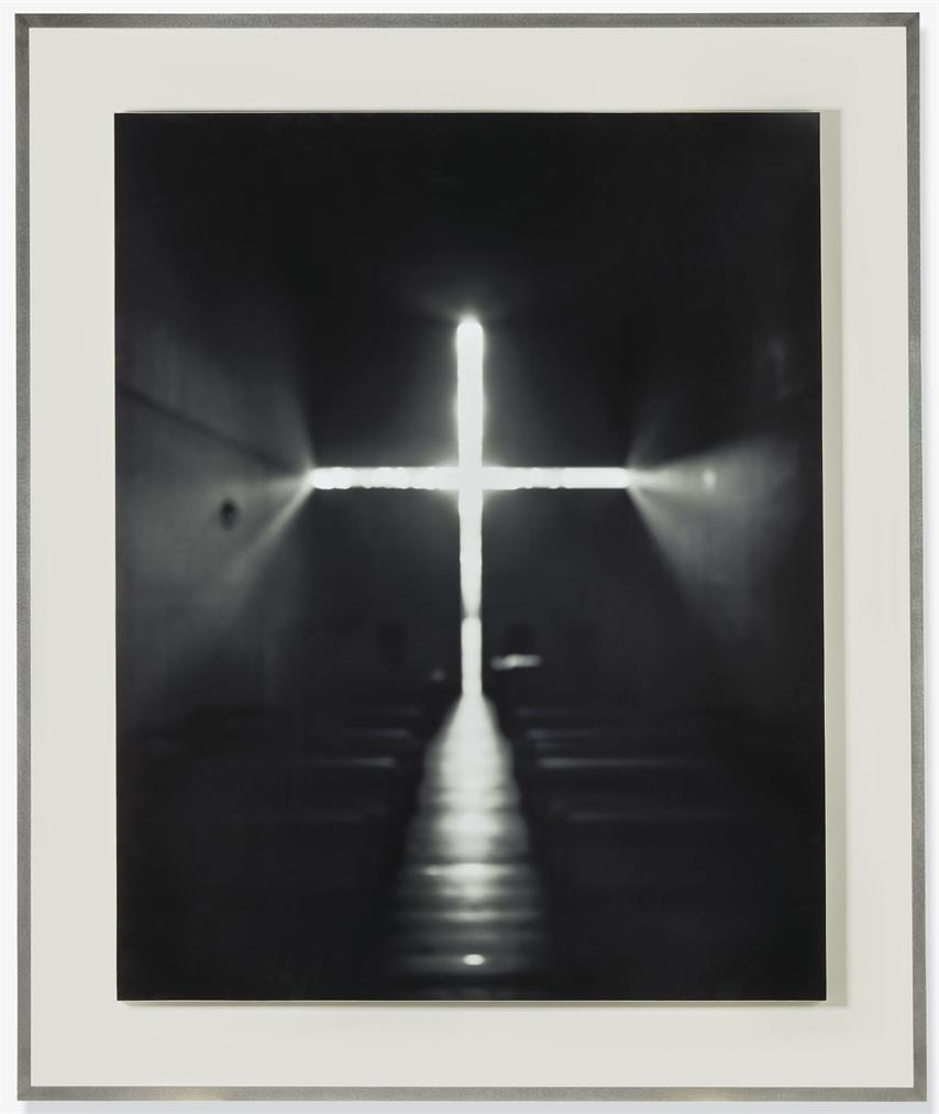 Hiroshi Sugimoto-Church Of The Light-1997