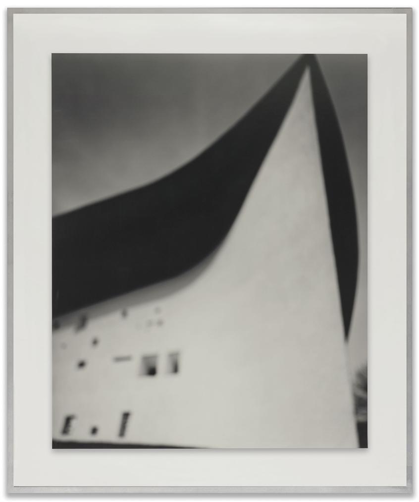 Hiroshi Sugimoto-Chapel Of Notre-Dame-Du-Haut-1998