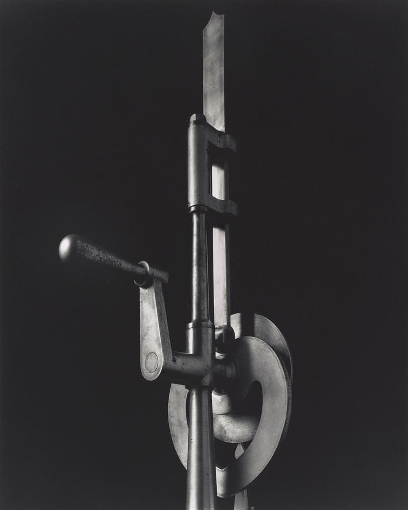 Hiroshi Sugimoto-Mechanical Form, 0035-2004
