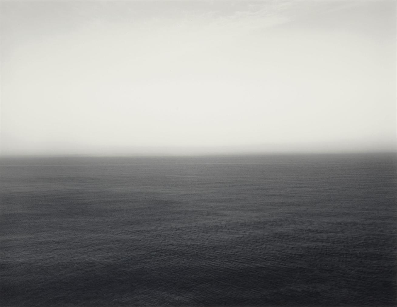 Hiroshi Sugimoto-Sea Of Japan, Hokkaido I-1986