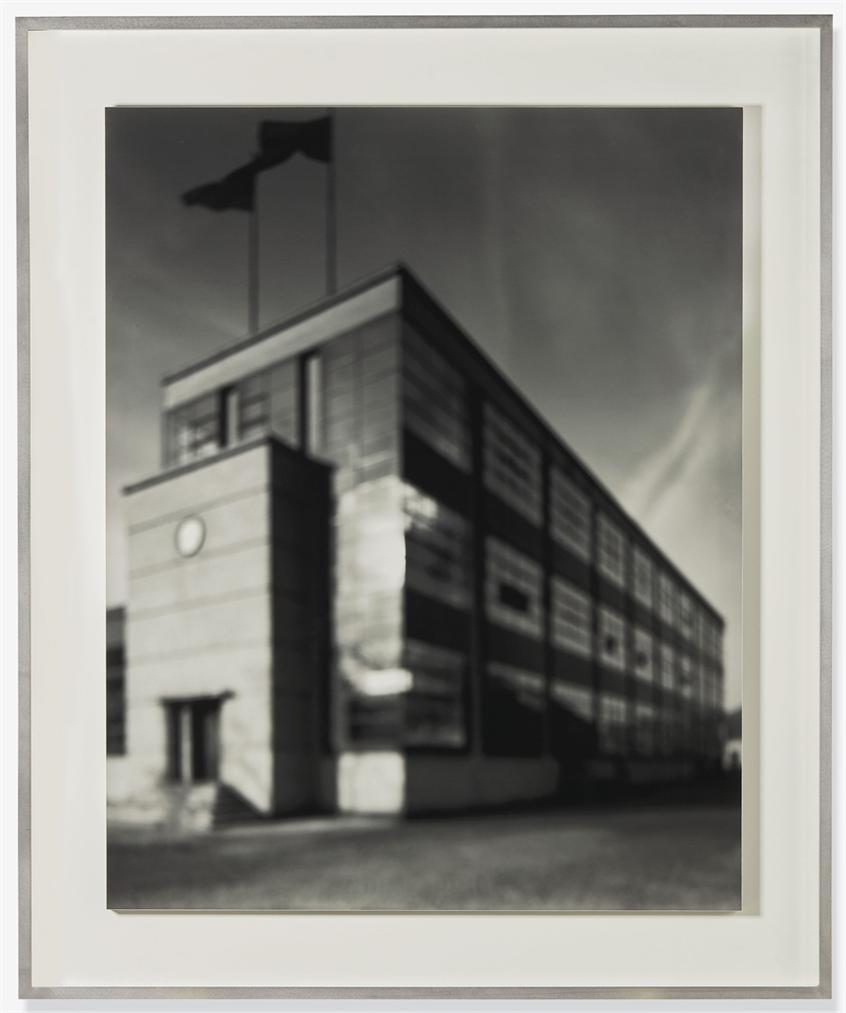Hiroshi Sugimoto-Fagus Shoe Last Factory-1998